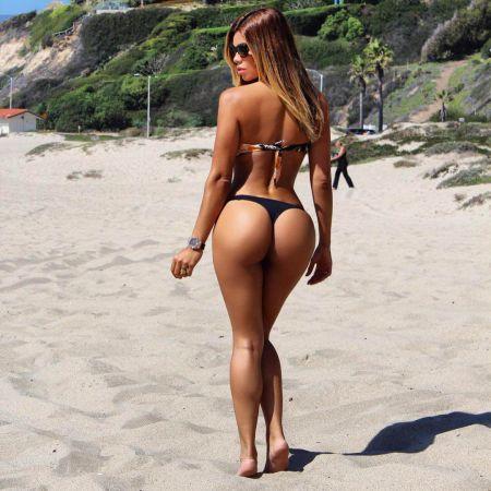 Селин Медейрос девушка из Латинской Америки