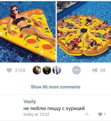Смешные комментарии из социальных сетей от 20.06.2016