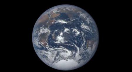 NASA показало год жизни Земли в одном коротком видео