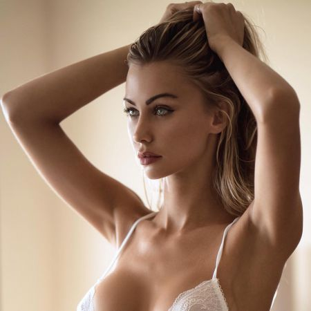 Даяна Гудич хорошенькая блондинка