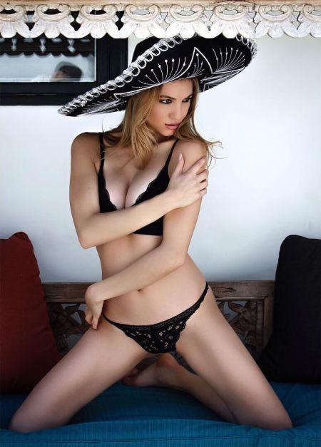Алана Дювал — подруга из Техаса