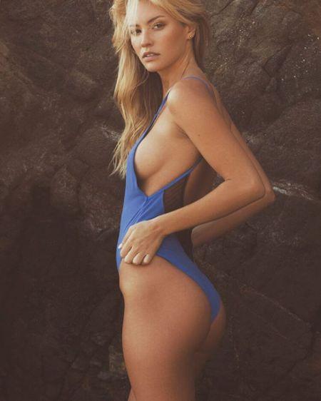 Бриана Холли Мисс Калифорния 2012