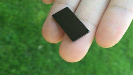 Эта маленькая пластинка очистит грязную воду за 20 минут
