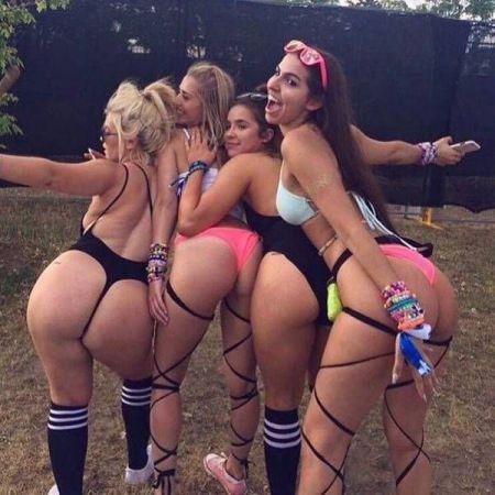 Забавные девушки (26 фото)