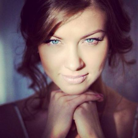 Красивые девушки на фото из Instagram (41 фото)