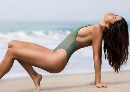Джулиана Герц девушка из Коста-Рики