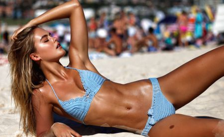 Стефани Смит: вечное лето