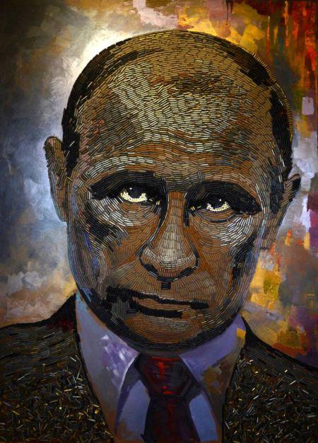 Пять тысяч гильз для Путина: Миру откроют анатомию войны