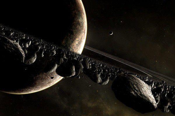 Астрономы узнали, как появились кольца Юпитера и Сатурна