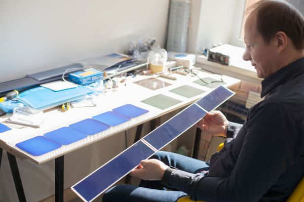 Украинец создал умные жалюзи которые обеспечат квартиры электроэнергией