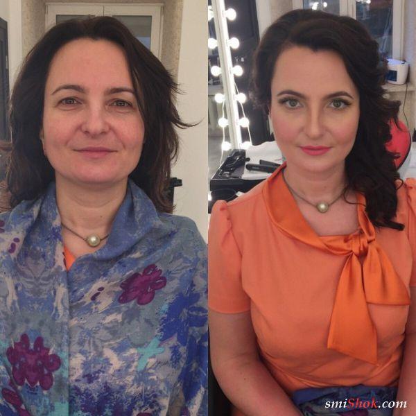 Не стоит верить девушкам с макияжем и вот почему
