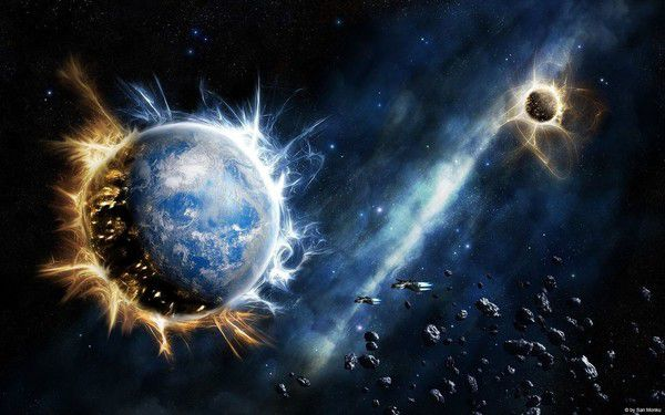 В NASA предупредили о приближении самой мощной за год магнитной бури