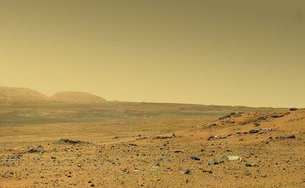 На Марсе нашли огромное море
