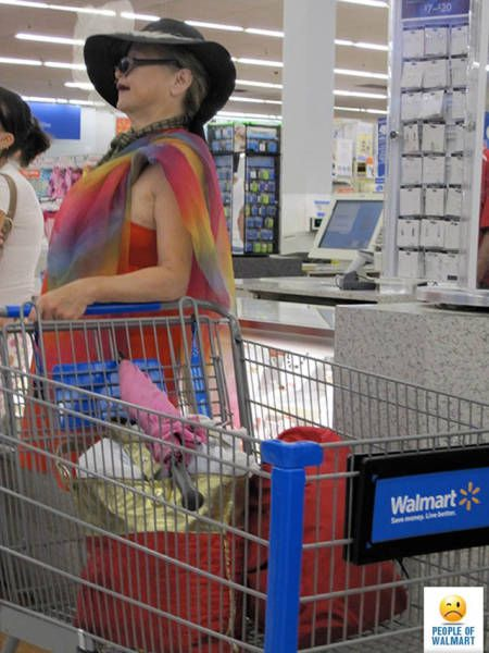 Смешные люди из супермаркетов заставят вас улыбнуться (33 фото)