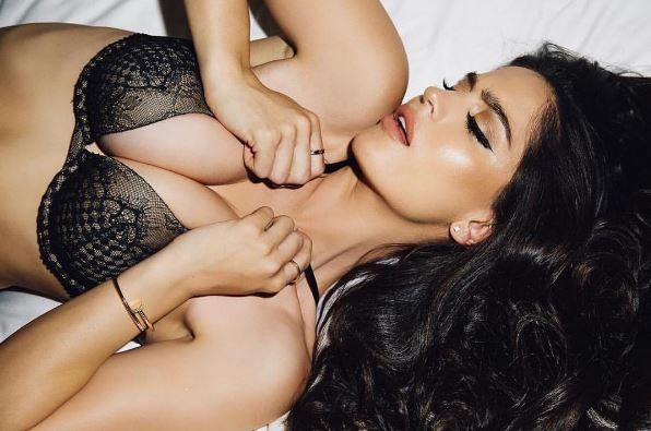 Кубино-хорватская модель Наталия Барулич