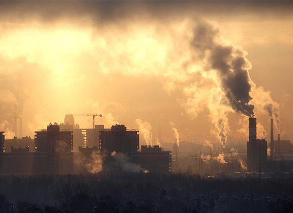 """NASA показало видео, как углекислый газ """"душит"""" Землю"""