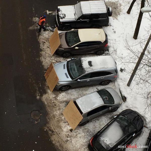 Коммунальщики против зимы и их неравная борьба