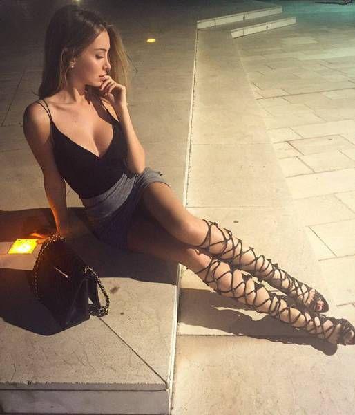 Платья - лучшая одежда для девушек (43 фото)