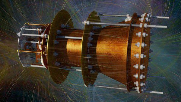 """Китай испытал """"невозможный двигатель"""" в космосе"""