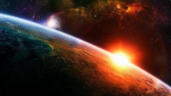 NASA показало снимок гигантского космического пузыря