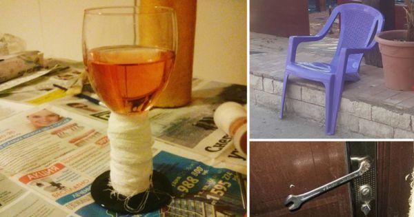 20 примеров безумной смекалки и изобретательности