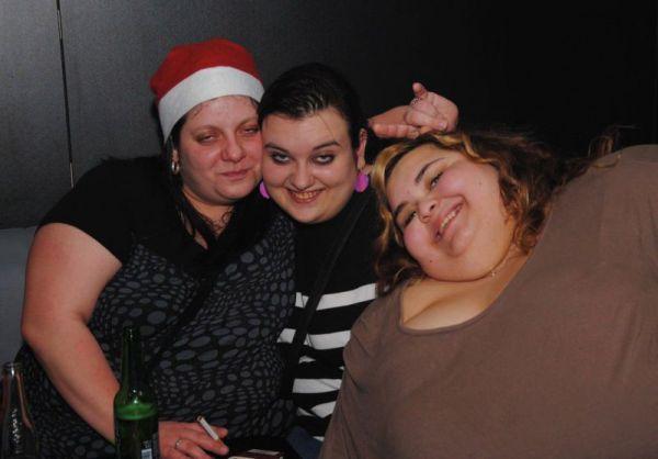Новогодние фото из социальных сетей