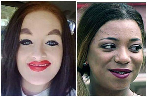 Женщины, макияж которым уже не поможет