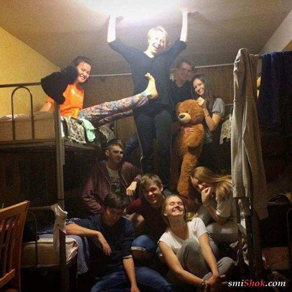 Поймет тот, кто жил в студенческом общежитии