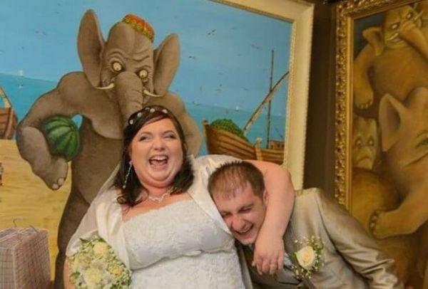 Атмосферные фото весёлых сельских свадеб