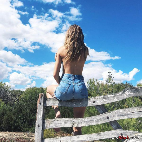 Жозефин Скривер девушка топовой внешности