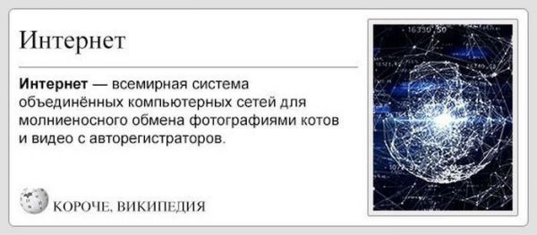 Википедия прикольно и доходчиво обо всем!