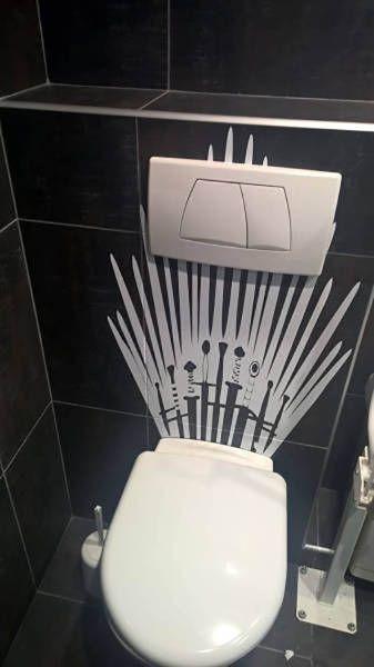 Сортирный - туалетный юмор (43 фото)