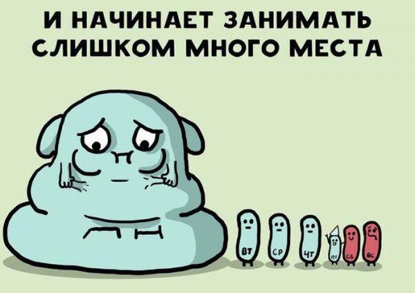 Ненавижу понедельники (8 фото)