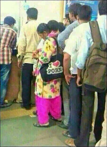 Страна чудес и парадоксов и это Индия