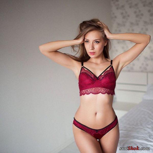 Ольга Леонова девушка с отменной внешностью и характером