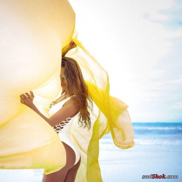 Дарья Шай, будет дразнить своими красивыми фото