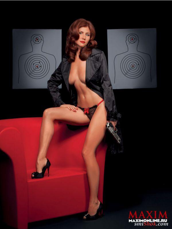 Подборка лучших девушек по версии журнала «Maxim»