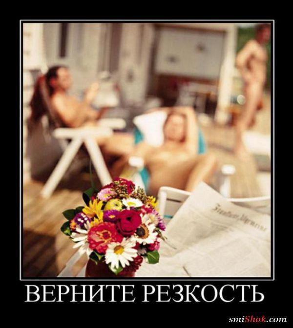 Веселые демотиваторы улыбают и веселят