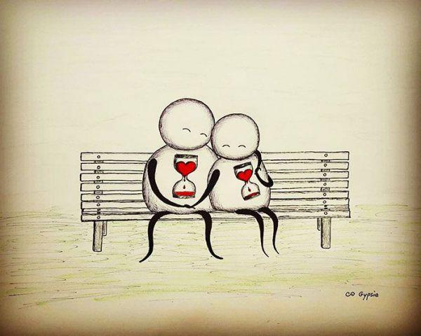 Красивые и смысловые картинки о любви