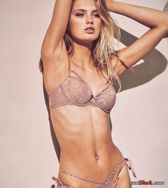 Роми Стрейд - очаровательный ангел Victoria's Secret (20 фото)