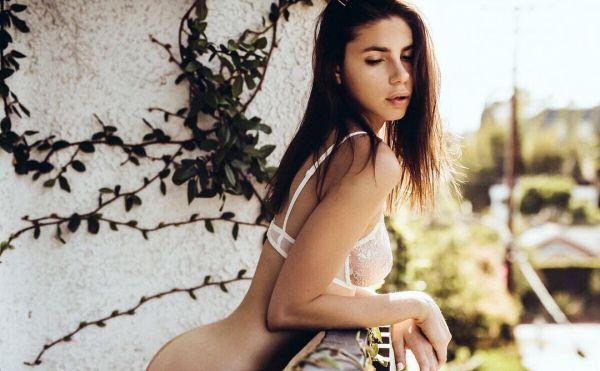 Шеннон Далонзо девушка из города ангелов