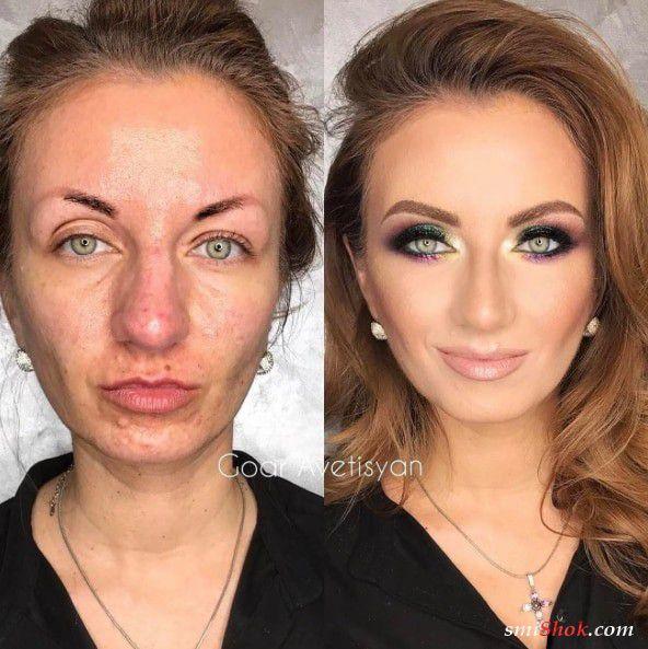 Богини макияжа или может они просто ведьмы:)