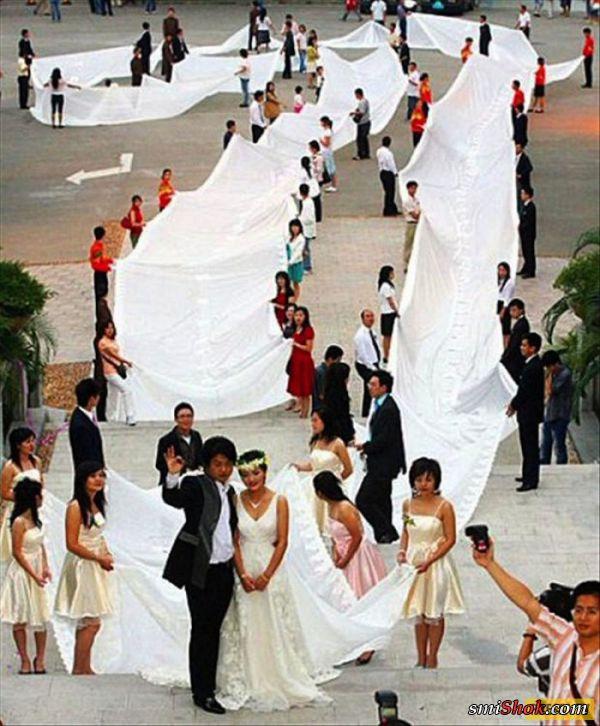 Невесты которые крупно облажались с выбором свадебного платья