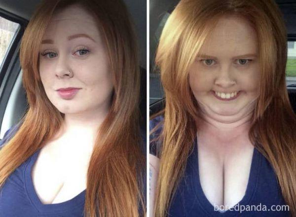 20 фото, глядя на которые не скажешь, что это одни и те же девушки