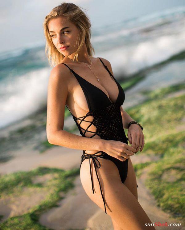 Элизабет Тернер профессиональная модель из США