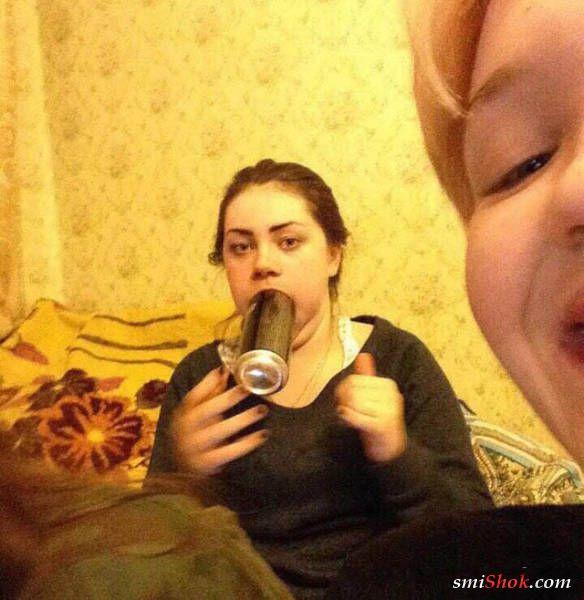 Девушки продолжают дурачится (30 фото)