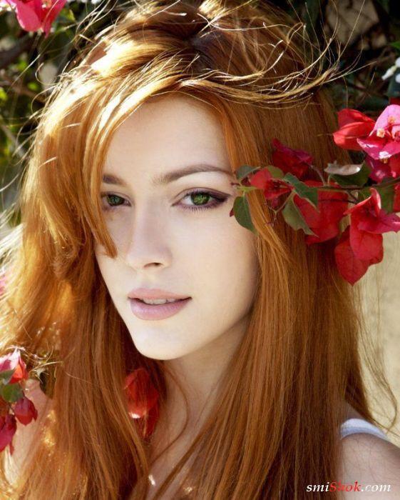 Рыжеволосые красавицы (25 фото)