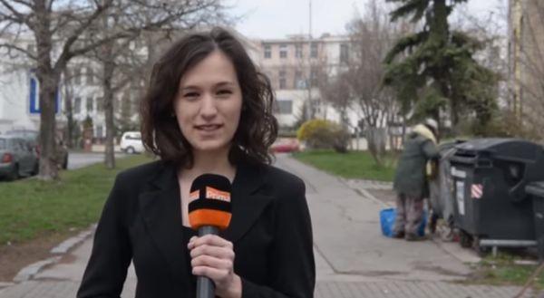 Объявление нового чешского телесериала