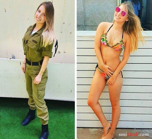 Сдаться без боя, фото военнослужащих девушек