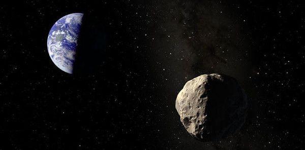 Возле Земли пролетел астероид размером с многоэтажный дом